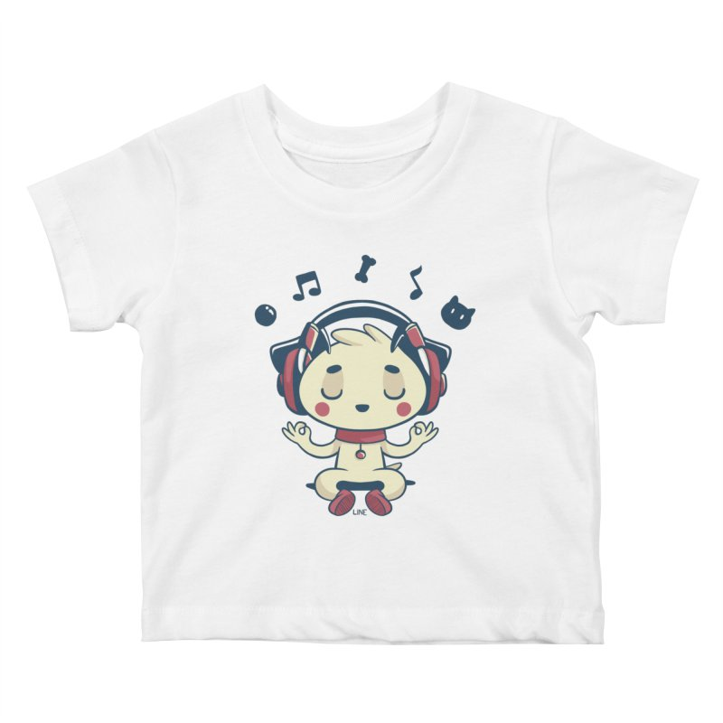 MUSIC IS FOR EVERYBODY! Kids Baby T-Shirt by Alpacaramba!