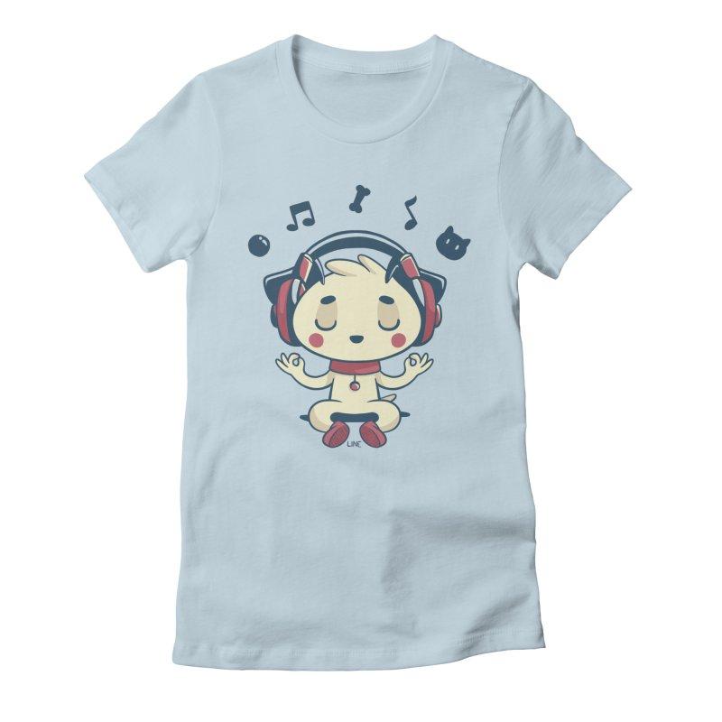 MUSIC IS FOR EVERYBODY! Women's T-Shirt by Alpacaramba!