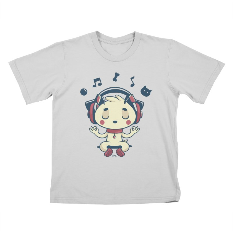 MUSIC IS FOR EVERYBODY! Kids T-Shirt by Alpacaramba!