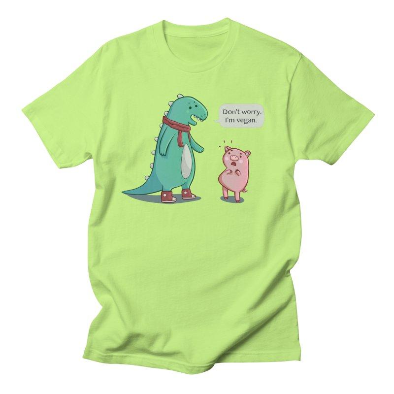 BACON IS TOO MAINSTREAM Men's T-shirt by Alpacaramba!
