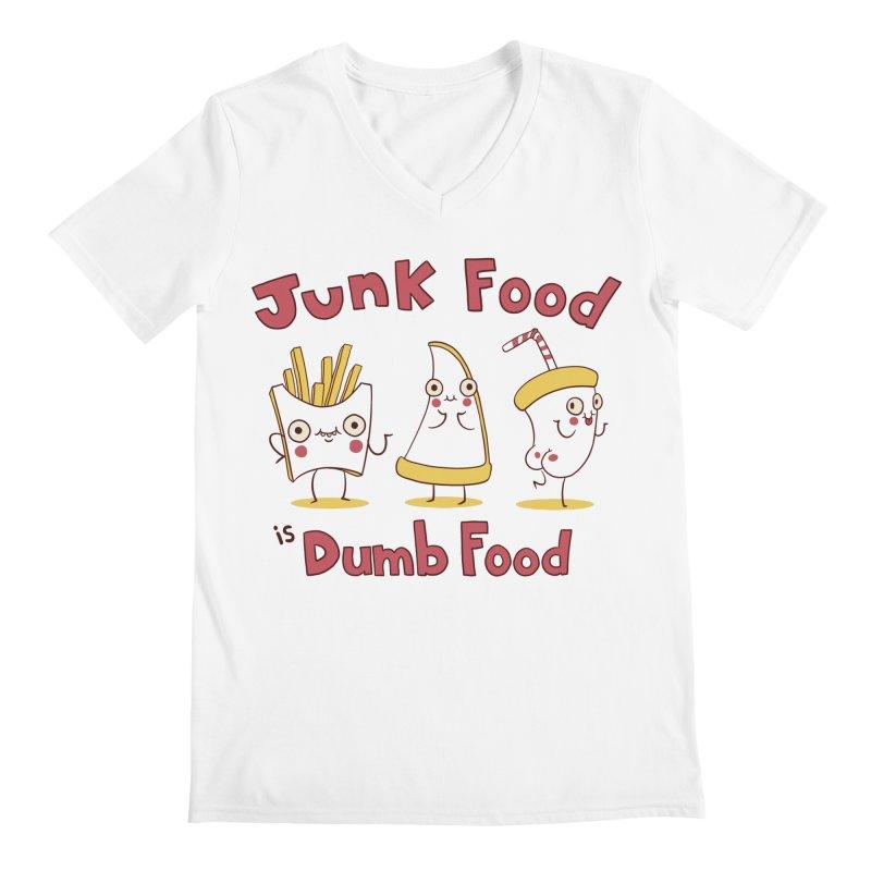 JUNK FOOD IS DUMB FOOD   by Alpacaramba!