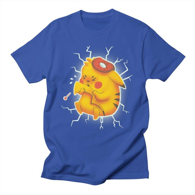 PIKACHOO!!! Men's T-shirt by Alpacaramba!