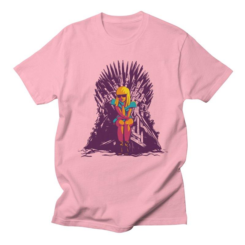 QUEEN OF POP Men's Regular T-Shirt by Alpacaramba!