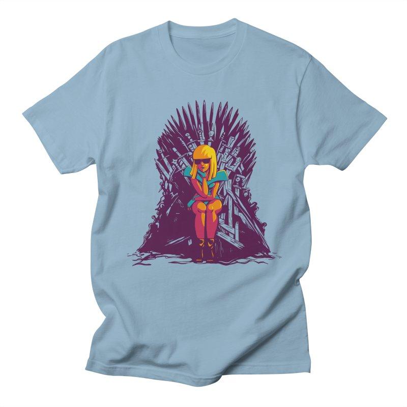 QUEEN OF POP Men's T-shirt by Alpacaramba!