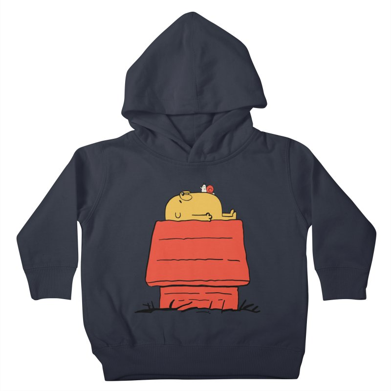 SNOOPY TIME! Kids Toddler Pullover Hoody by Alpacaramba!