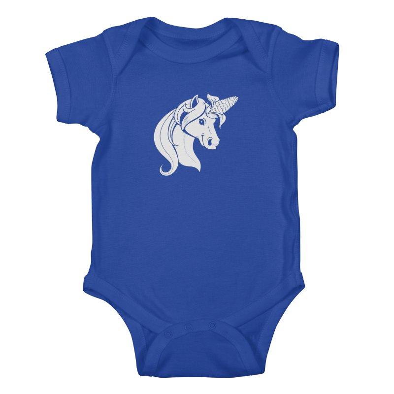 UNICORN Kids Baby Bodysuit by Alpacaramba!