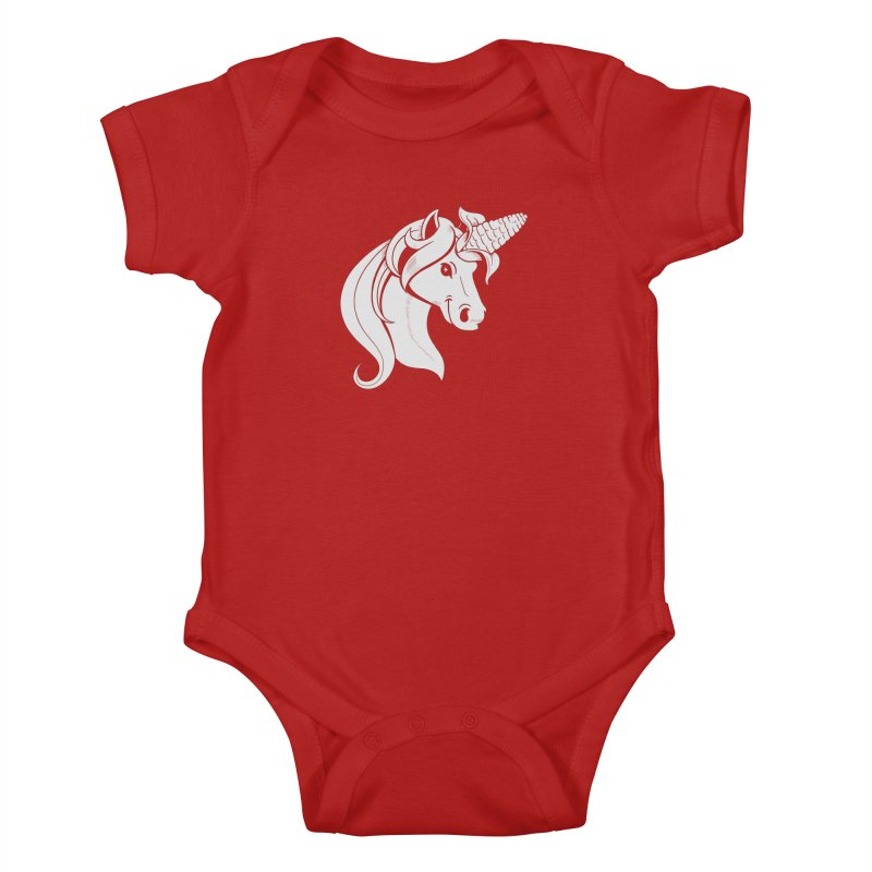UNICORN Kids Baby Bodysuit by Alpacaramba!