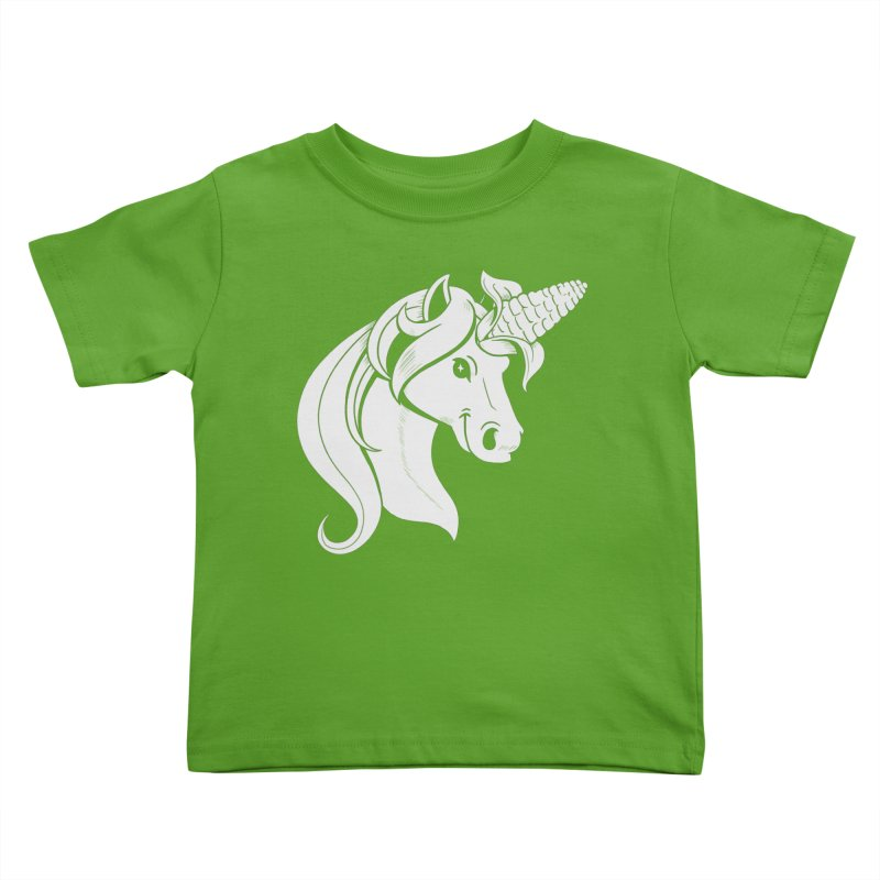 UNICORN Kids Toddler T-Shirt by Alpacaramba!