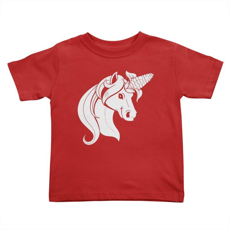 UNICORN Kids Toddler T-Shirt by Alpacaramba!