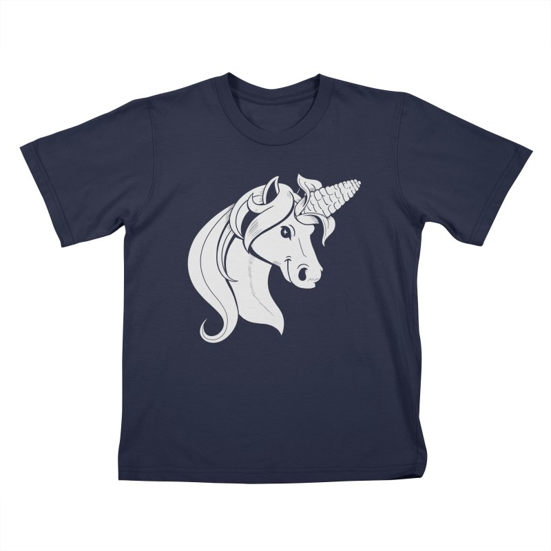 UNICORN Kids T-Shirt by Alpacaramba!