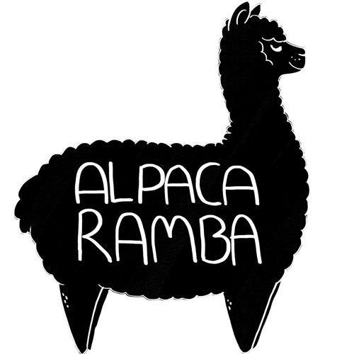 Alpacaramba! Logo