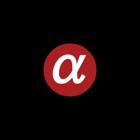 Logo for alphadesigner