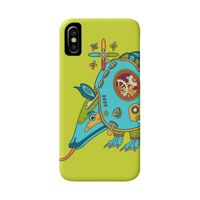 Armadillo, cool art from the AlphaPod Collection Accessories Phone Case by AlphaPod