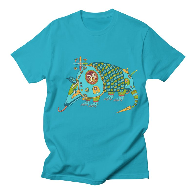 Armadillo, cool art from the AlphaPod Collection Women's T-Shirt by AlphaPod