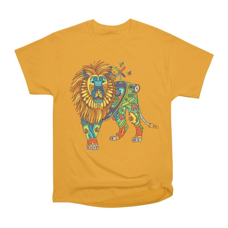 Lion, cool wall art for kids and adults alike Men's Classic T-Shirt by AlphaPod