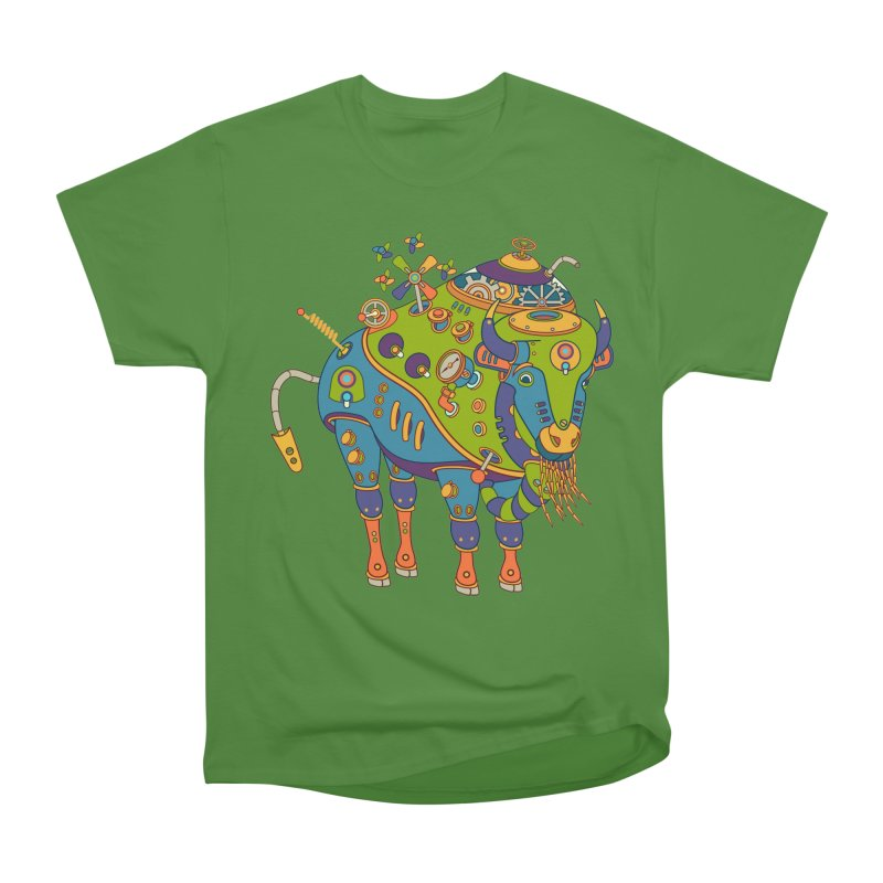 Bison, cool wall art for kids and adults alike Men's Classic T-Shirt by AlphaPod