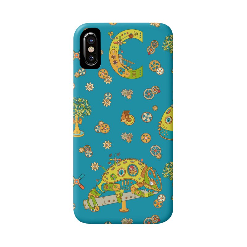 Chameleon, cool wall art for kids and adults alike Accessories Phone Case by AlphaPod