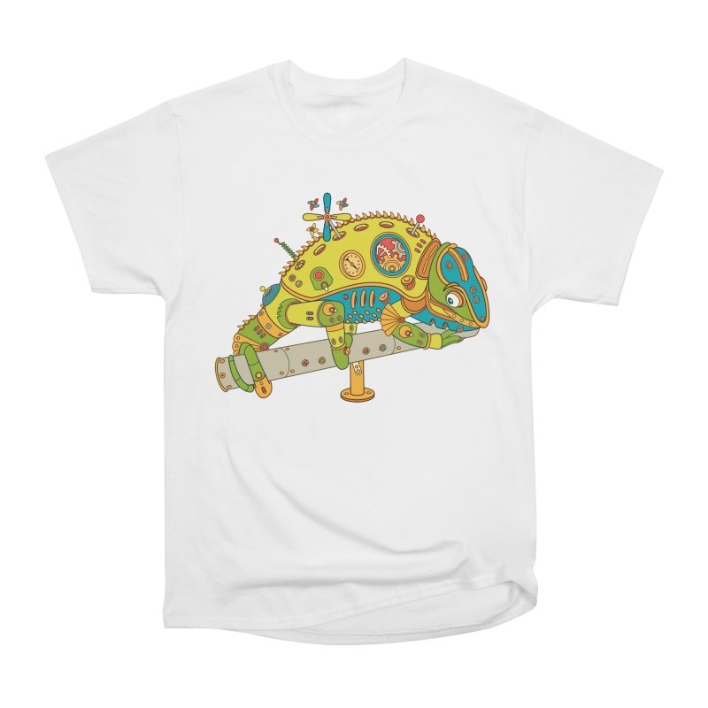 Chameleon, cool wall art for kids and adults alike Women's Classic Unisex T-Shirt by AlphaPod