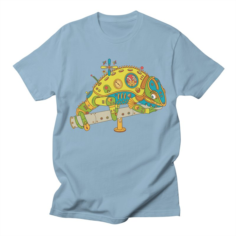 Chameleon, cool wall art for kids and adults alike Women's Unisex T-Shirt by AlphaPod