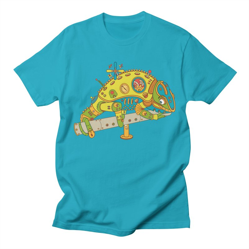 Chameleon, cool art from the AlphaPod Collection Women's Unisex T-Shirt by AlphaPod