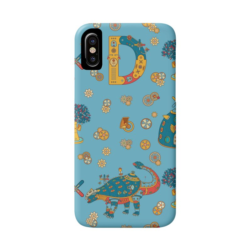 Dinosaur, cool wall art for kids and adults alike Accessories Phone Case by AlphaPod