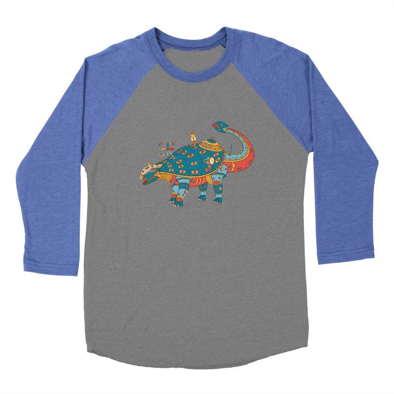 Dinosaur, cool art from the AlphaPod Collection Women's Longsleeve T-Shirt by AlphaPod