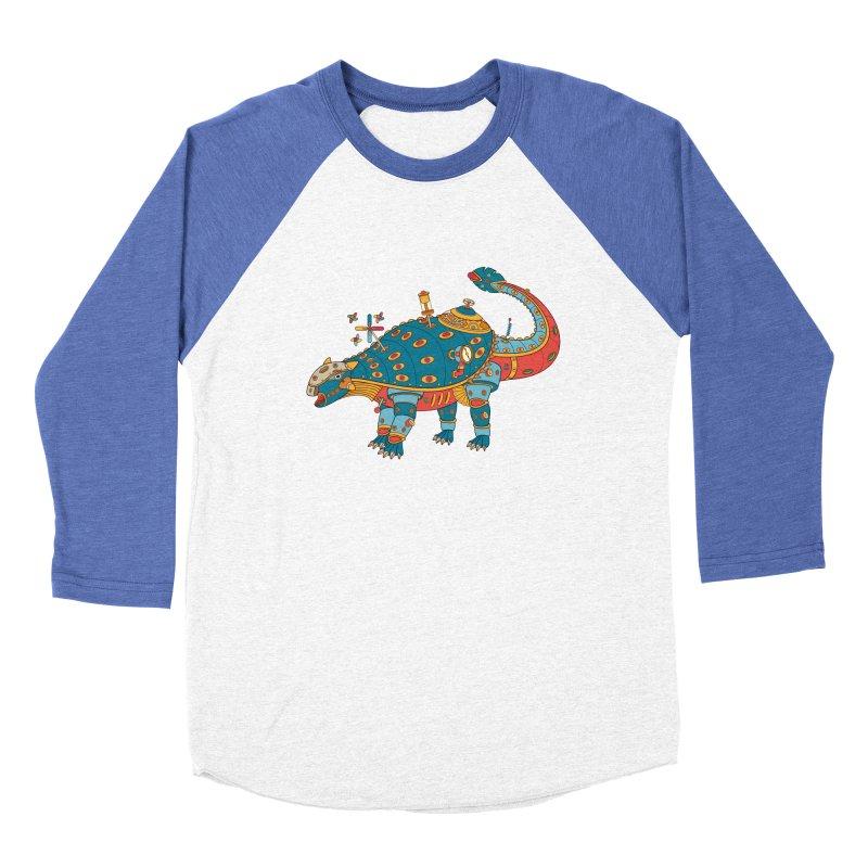 Dinosaur, cool art from the AlphaPod Collection Men's Longsleeve T-Shirt by AlphaPod