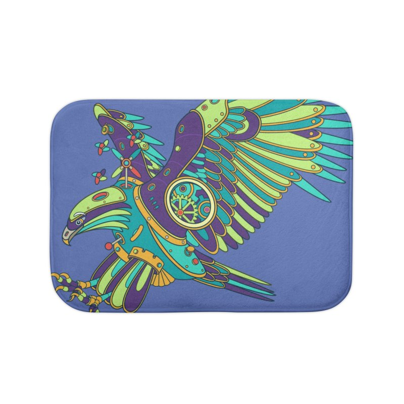 Eagle, cool art from the AlphaPod Collection Home Bath Mat by AlphaPod