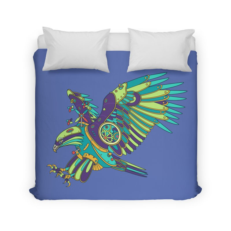 Eagle, cool art from the AlphaPod Collection Home Duvet by AlphaPod