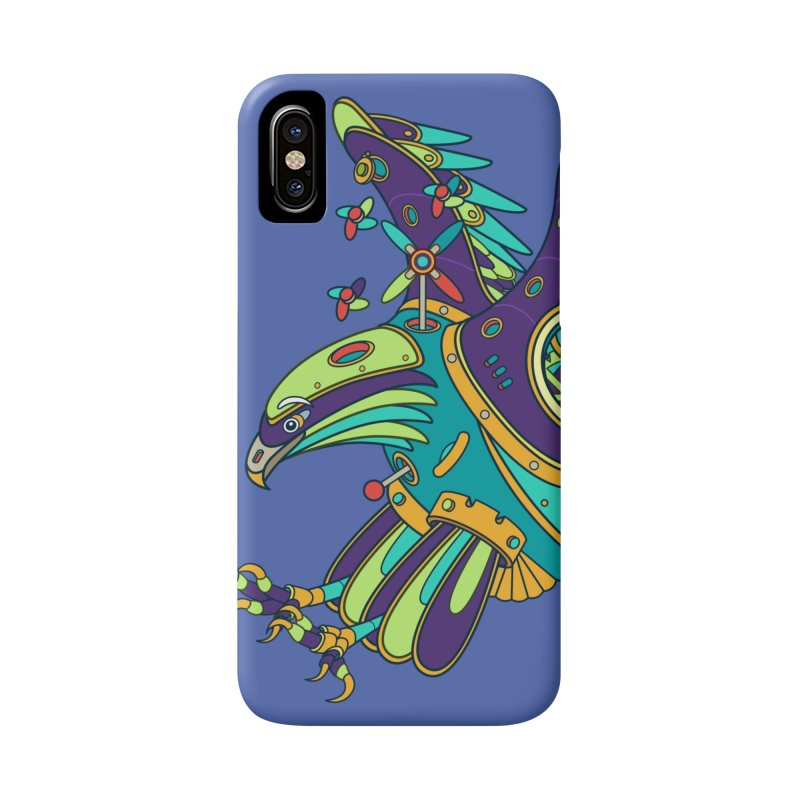 Eagle, cool art from the AlphaPod Collection Accessories Phone Case by AlphaPod