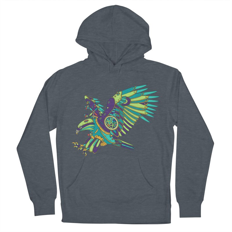 Eagle, cool art from the AlphaPod Collection Women's Pullover Hoody by AlphaPod