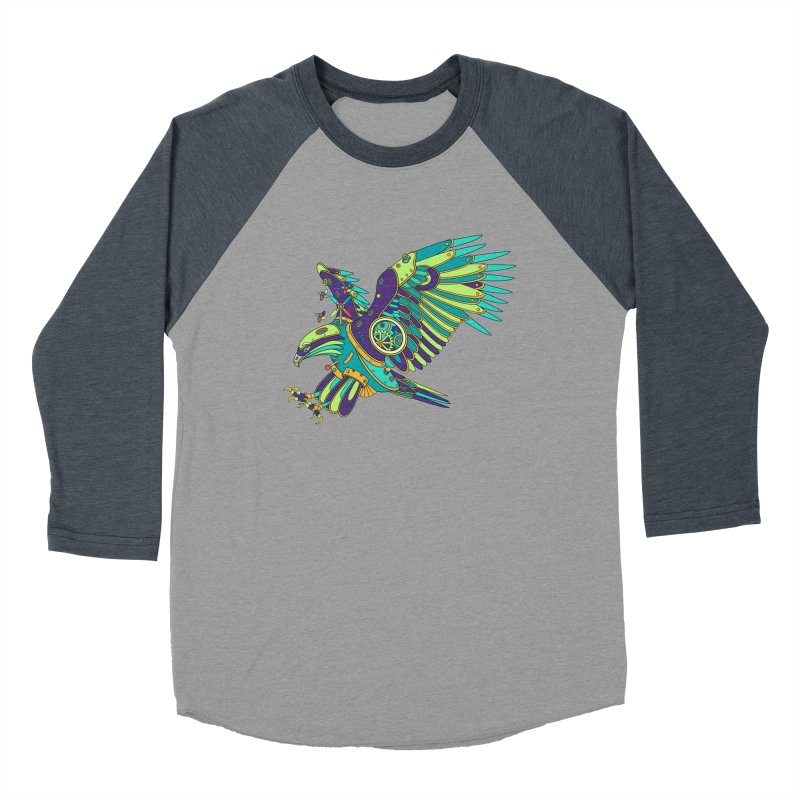Eagle, cool art from the AlphaPod Collection Women's Longsleeve T-Shirt by AlphaPod