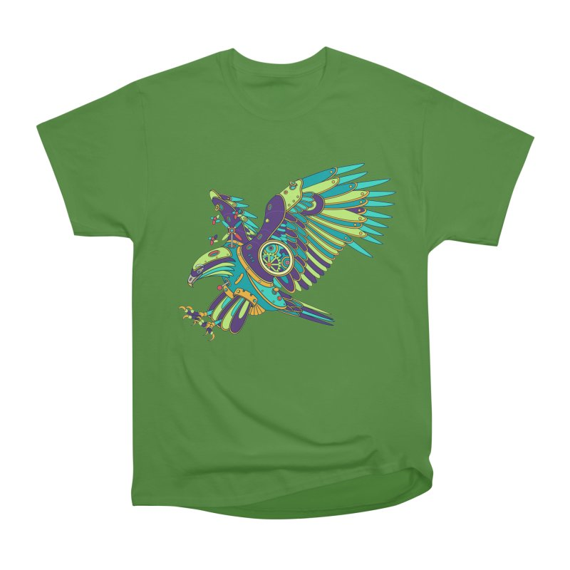 Eagle, cool art from the AlphaPod Collection Men's Classic T-Shirt by AlphaPod