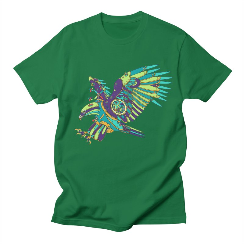 Eagle, cool art from the AlphaPod Collection Men's T-Shirt by AlphaPod