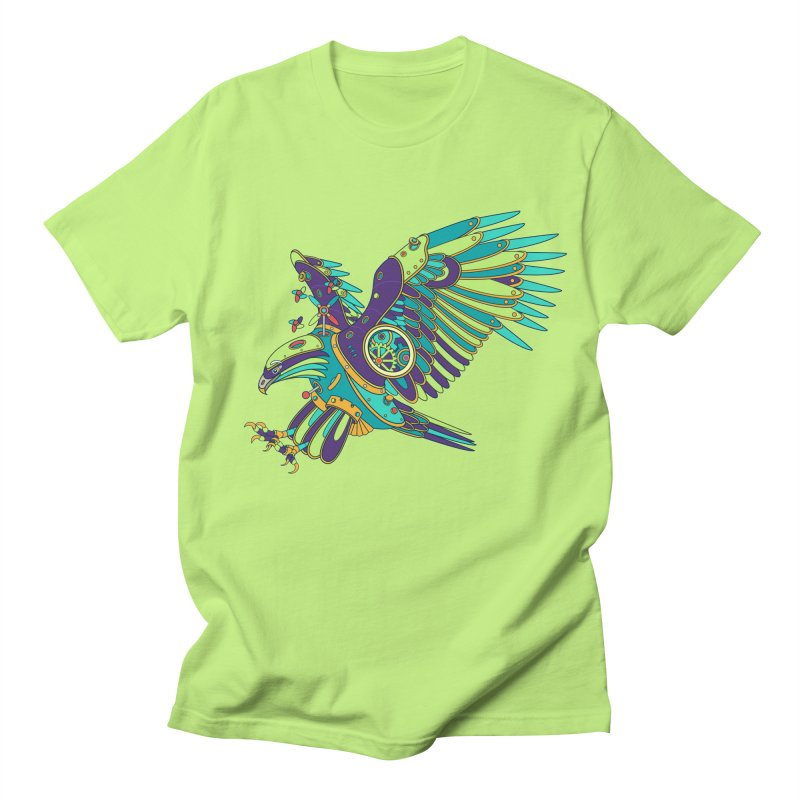 Eagle, cool art from the AlphaPod Collection Women's Regular Unisex T-Shirt by AlphaPod