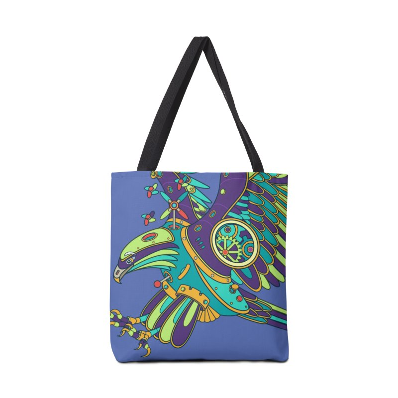 Eagle, cool art from the AlphaPod Collection Accessories Tote Bag Bag by AlphaPod