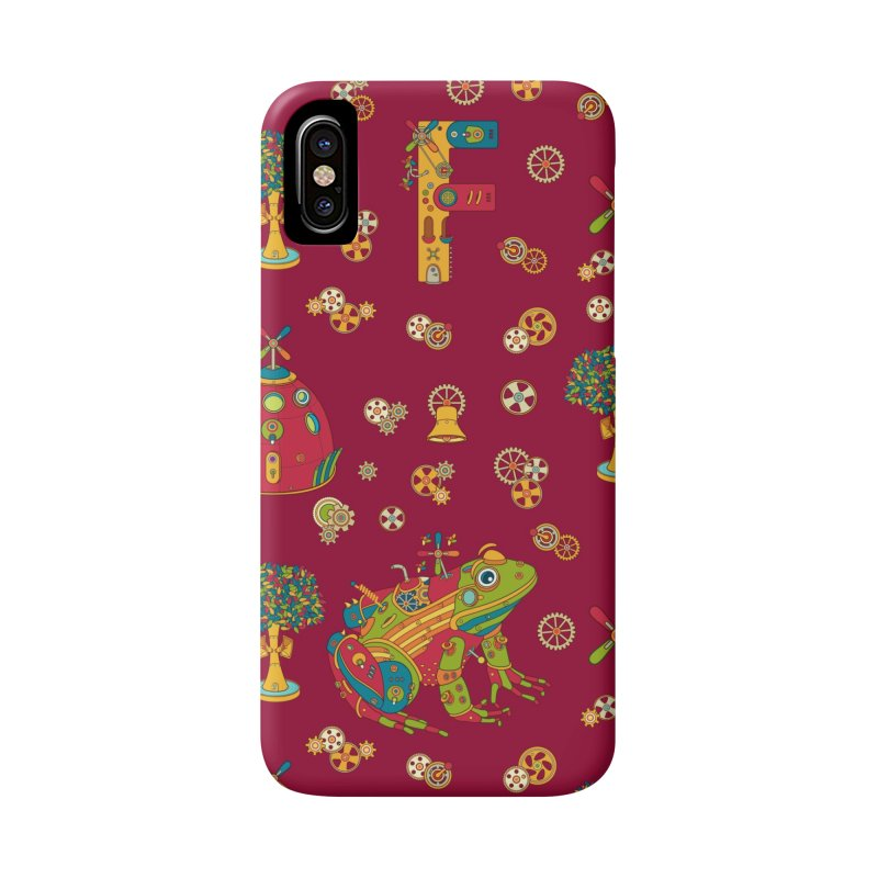 Frog, cool wall art for kids and adults alike Accessories Phone Case by AlphaPod