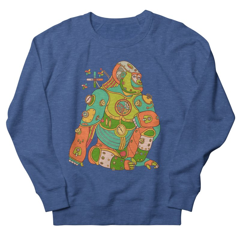 Gorilla, cool art from the AlphaPod Collection Women's Sweatshirt by AlphaPod