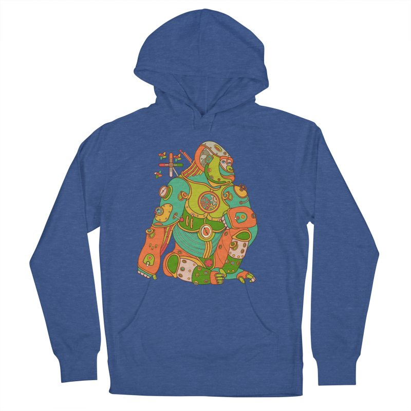 Gorilla, cool art from the AlphaPod Collection Women's Pullover Hoody by AlphaPod