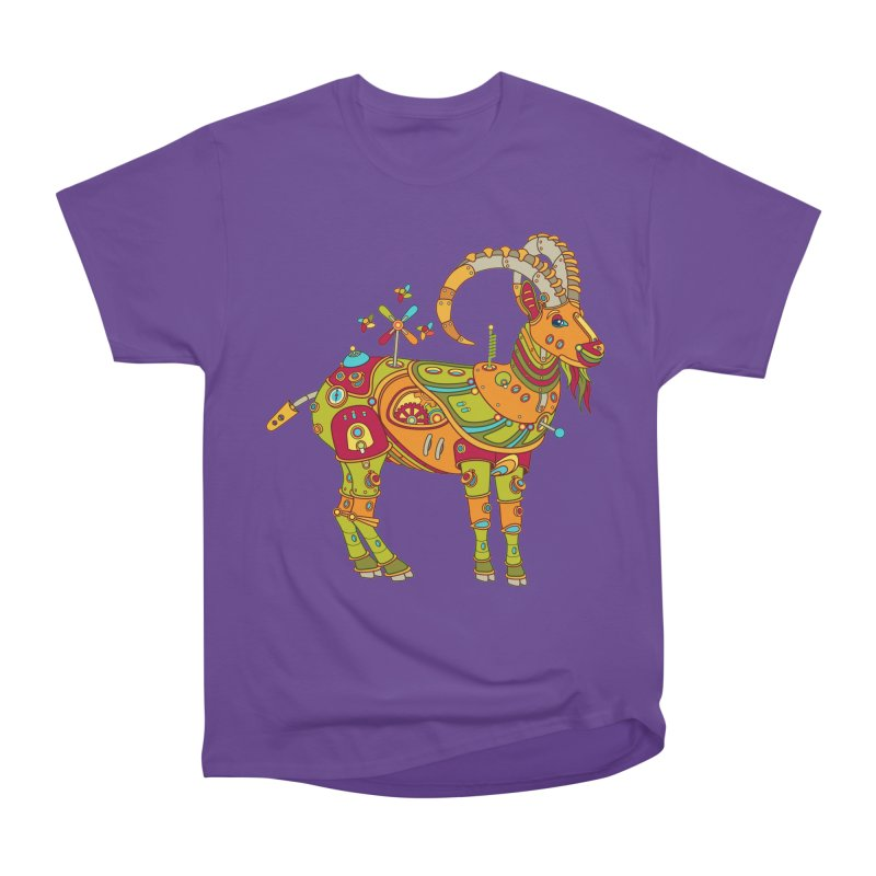 Ibex, cool art from the AlphaPod Collection Women's Classic Unisex T-Shirt by AlphaPod