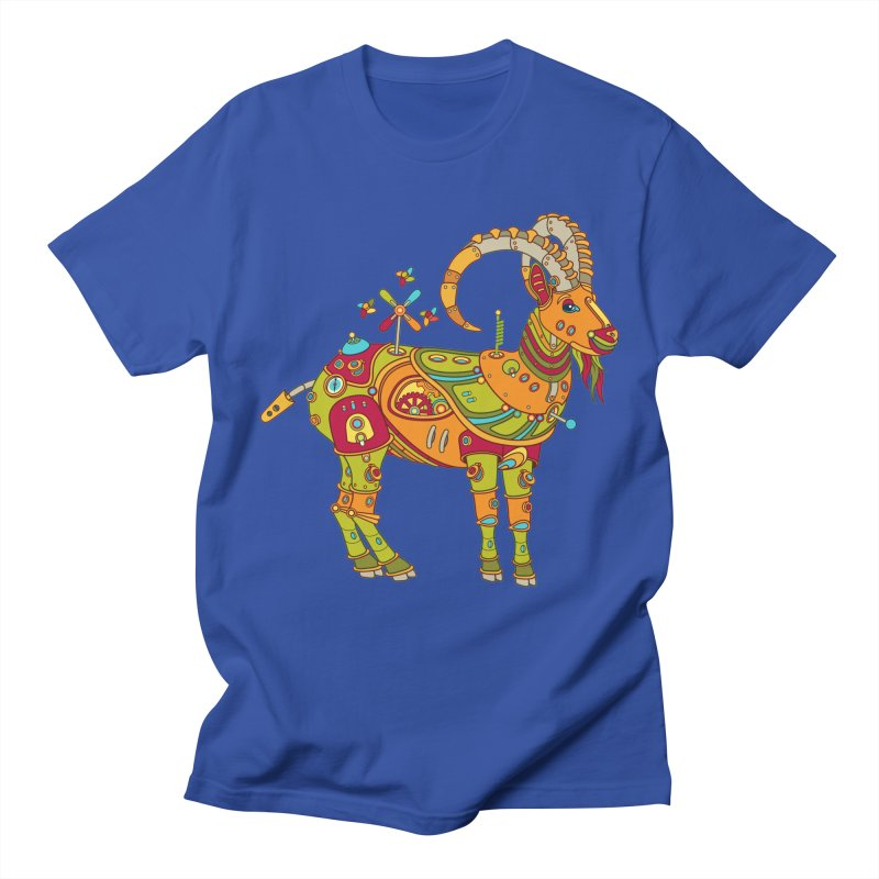 Ibex, cool art from the AlphaPod Collection Women's T-Shirt by AlphaPod