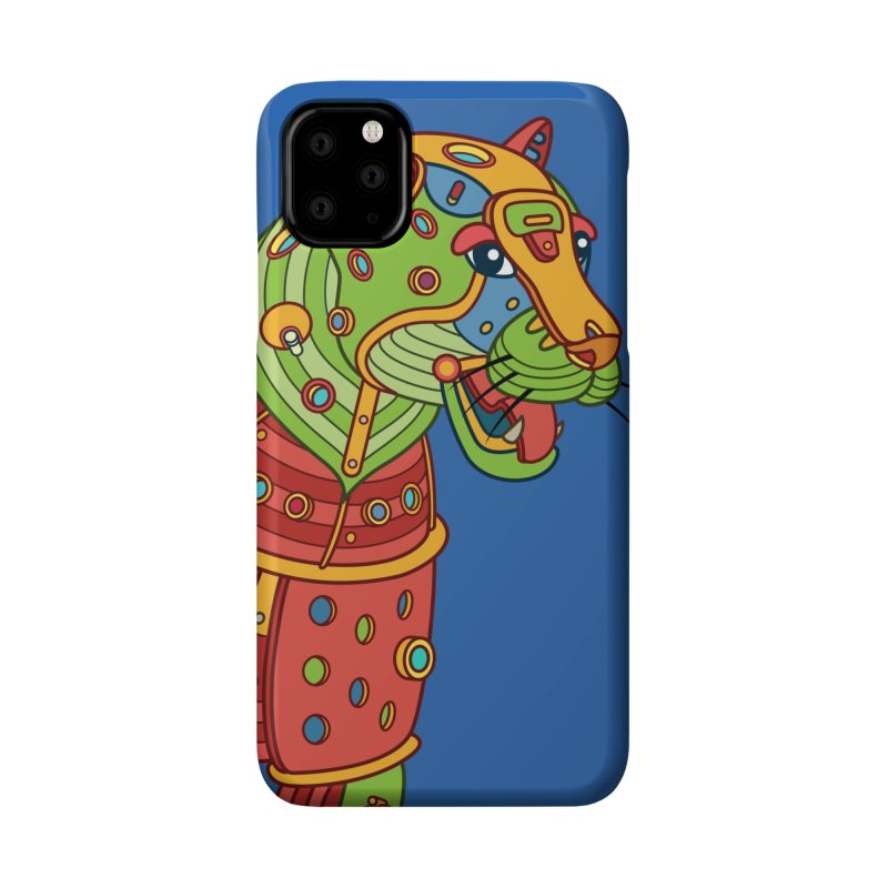 Jaguar, cool art from the AlphaPod Collection Accessories Phone Case by AlphaPod