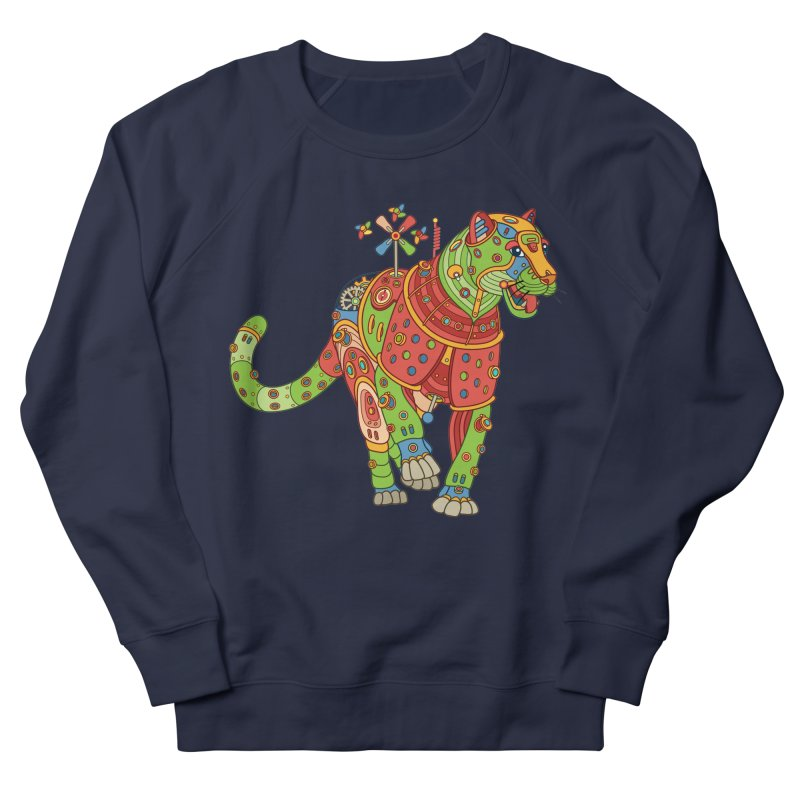 Jaguar, cool art from the AlphaPod Collection Women's Sweatshirt by AlphaPod