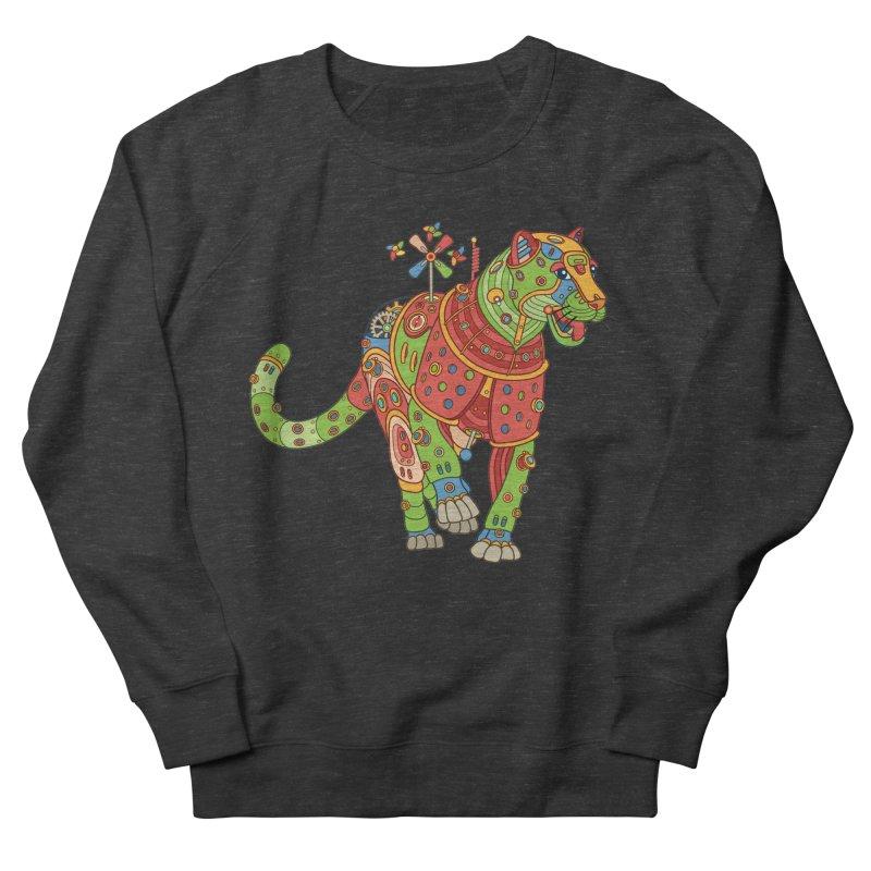Jaguar, cool art from the AlphaPod Collection Men's Sweatshirt by AlphaPod
