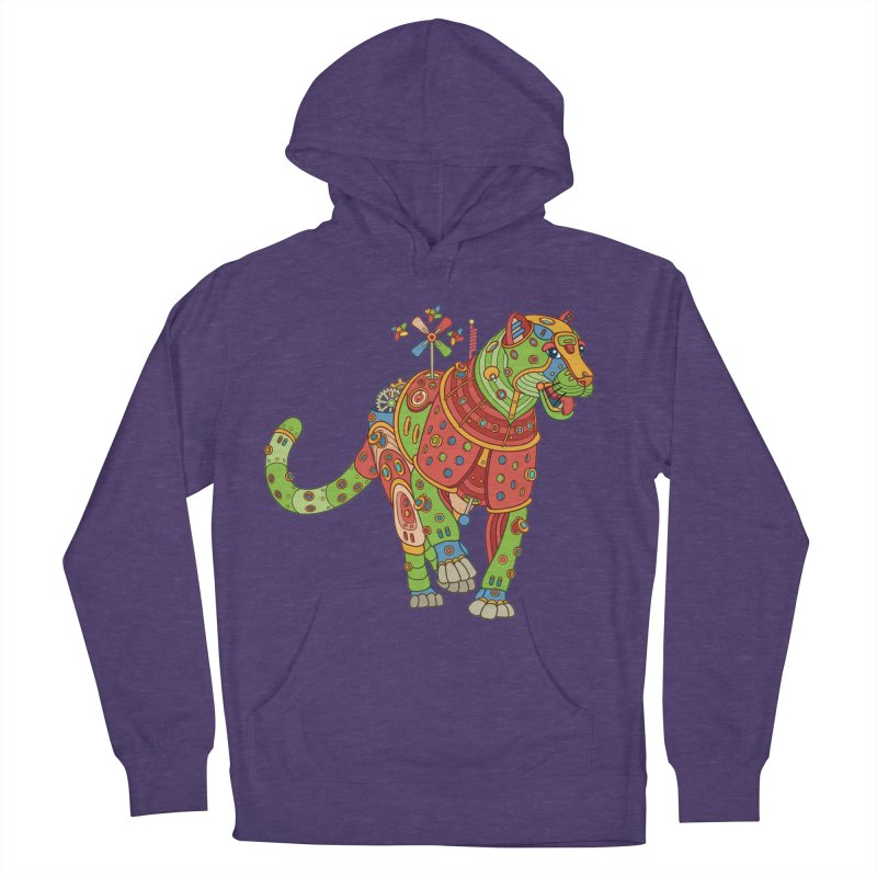 Jaguar, cool art from the AlphaPod Collection Women's Pullover Hoody by AlphaPod