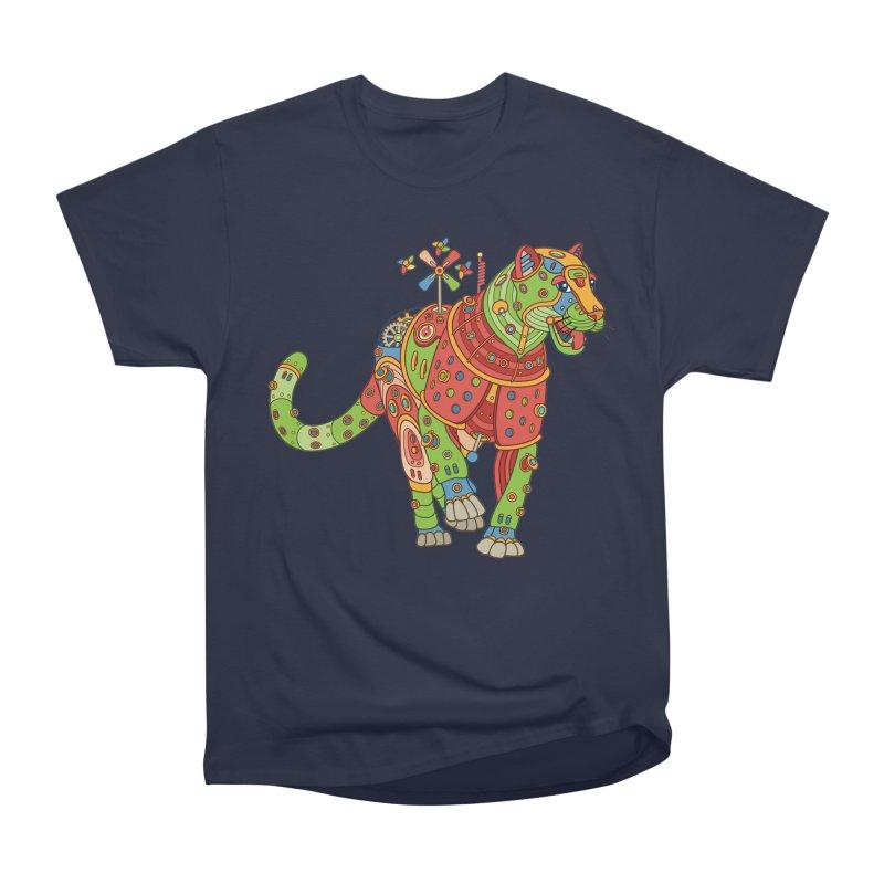 Jaguar, cool wall art for kids and adults alike Men's Classic T-Shirt by AlphaPod