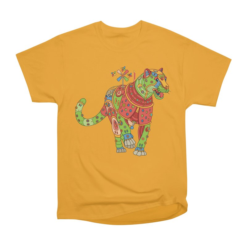 Jaguar, cool art from the AlphaPod Collection Men's Classic T-Shirt by AlphaPod