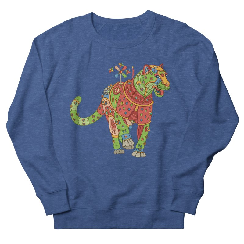 Jaguar, cool art from the AlphaPod Collection Men's Sweatshirt by AlphaPod