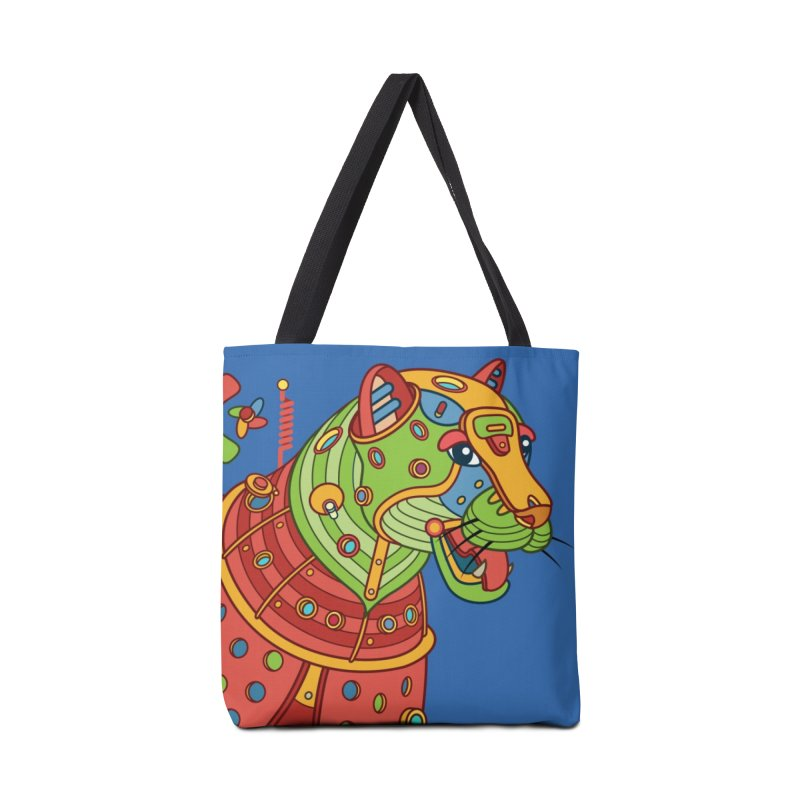 Jaguar, cool art from the AlphaPod Collection Accessories Tote Bag Bag by AlphaPod