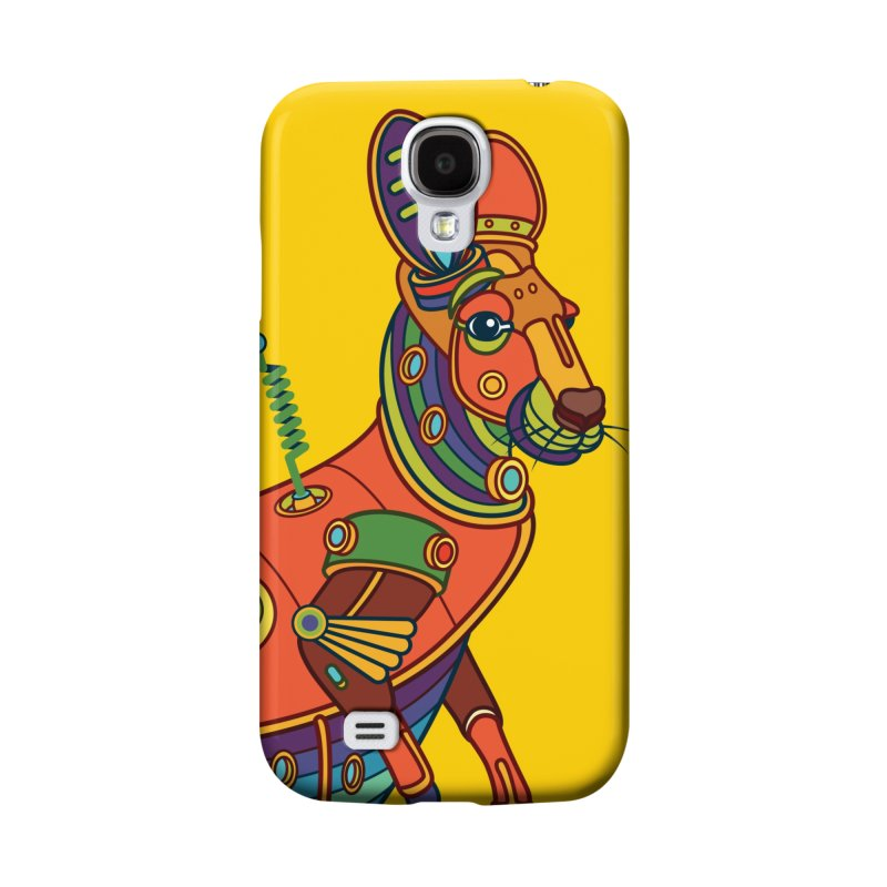 Kangaroo, cool art from the AlphaPod Collection Accessories Phone Case by AlphaPod